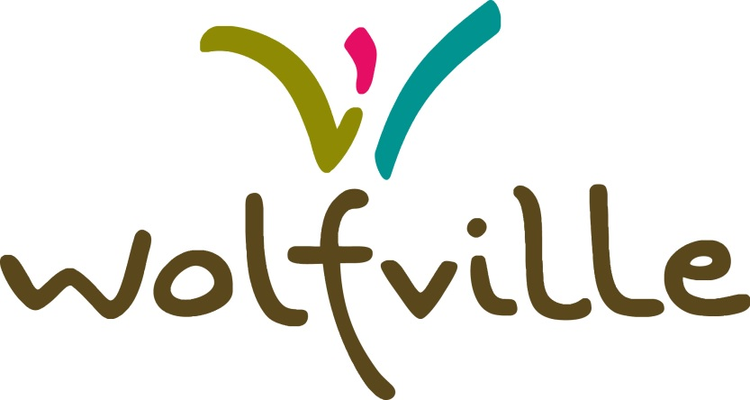 Town of Wolfville logo